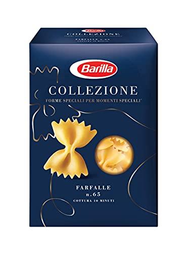 Barilla Hartweizen Pasta Collezione Farfalle, 500 g