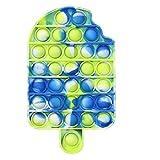 Funyin Fidget Sensory Toy Push Bubble, juguete para niños y adultos, juguete para el autismo ADHD, necesidades especiales