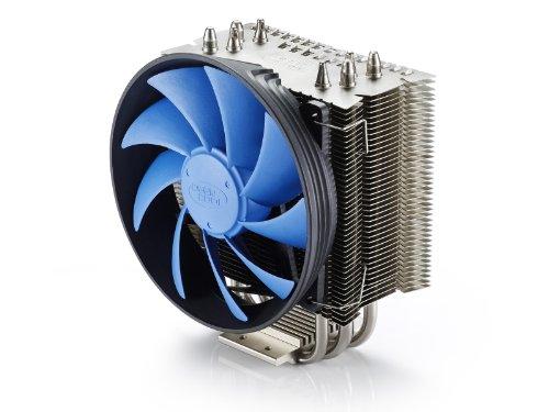 DeepCool GAMMAXXS 40 - GAMMAXXS40 - Ventilador de CPU, MultiSocket 130 W