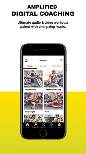 GOLD'S AMP Digital Training - Powered by GOLD'S GYM [iOS/Android Online Code]