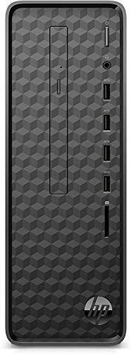 HP S01-aF0005na Desktop - Intel Pentium J5005, 8 GB DDR4, 256 GB SSD, Intel UHD Graphics 600, Wireless 11ac und Bluetooth 4.2, DVD RW, Windows 10 Pro (Generalüberholt)