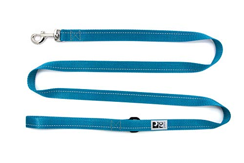 RC Pets 3/4' x 6 ft Primary Collection Dog Leash, Dark Teal