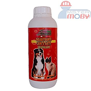 DISSUASIF REPOUSSANT ANTI CHIENS CHATS NATURAL GRANULAIRE 1 LT