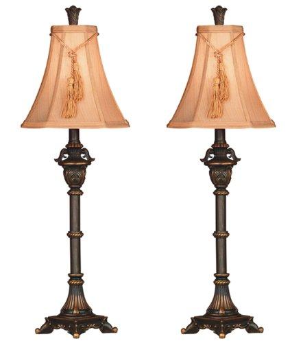 Hunter Rowan Buffet misc-home-décor with Metallic-Bronze Finish, Set of 2