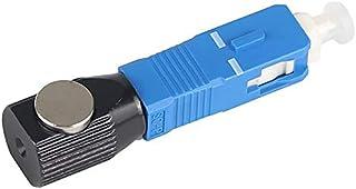 ベアファイバー アダプター SC 光ファイバーチェッカー 通光 測定 仮開通 確認 用