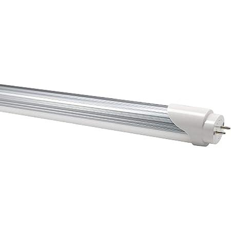 Tube lumineux LED [starter inutile] Longueur 90 cm Couleur 4500 K Opaque T8 Culot G13 Pureté de couleur CRI > 80