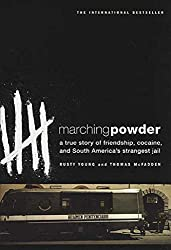 Best Travel Books - Marching Powder