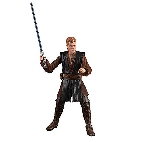 Star Wars- Black Series Figura Anakin Skywalker (Hasbro E9330ES0)