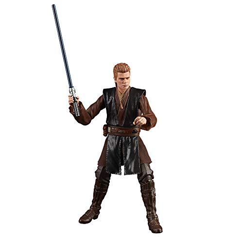 Star Wars The Black Series Anakin Skywalker (Padawan) Toy 15-cm-Scale Star Wars: Attack of the Clones Collectible Figure, Ages 4 and Up