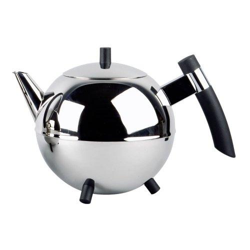 BREDEMEIJER Teekanne Duet Meteor hochglanzpoliert 1,2 L