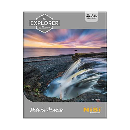NiSi Explorer Collection 100x150mm Nano IR Medium...