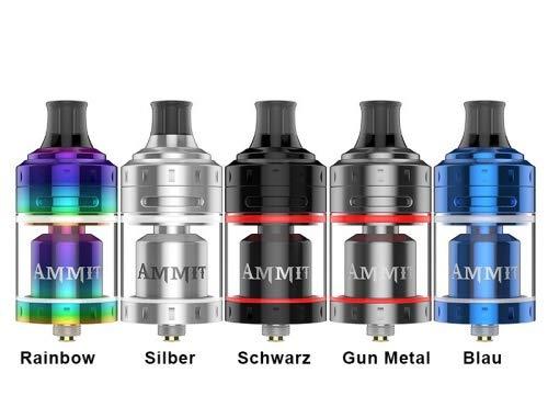 GeekVape Ammit MTL RTA Verdampfer 4ml Farbe Schwarz