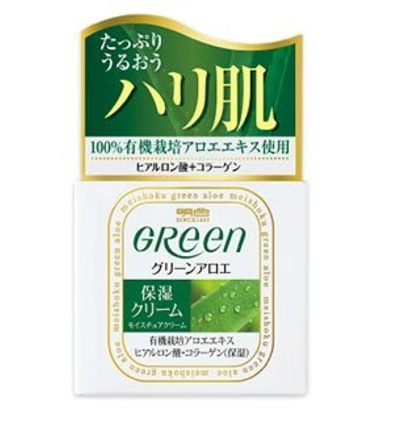 キリストシンカン追記(明色)グリーン モイスチュアクリーム 48g(お買い得3個セット)