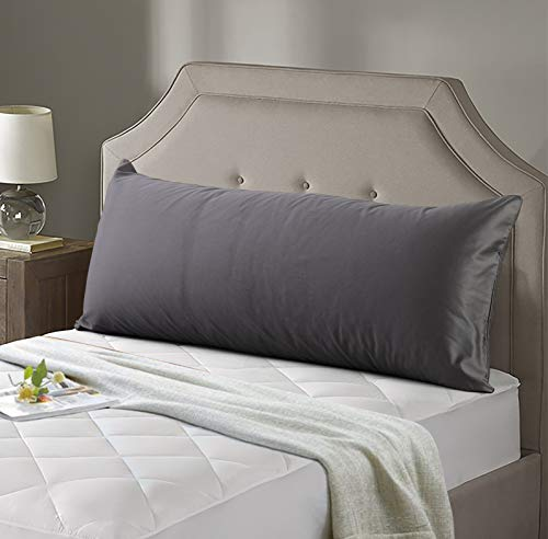 EVOLIVE New 300TC Thread Count 100% Cotton Body Pillow...