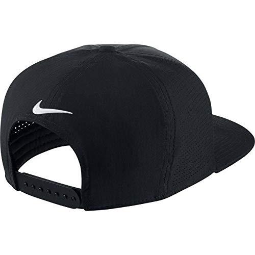 Nike 892643, Casquette De Baseball Homme, Noir (Negro 010), Taille Unique (Taille Fabricant: Unica)