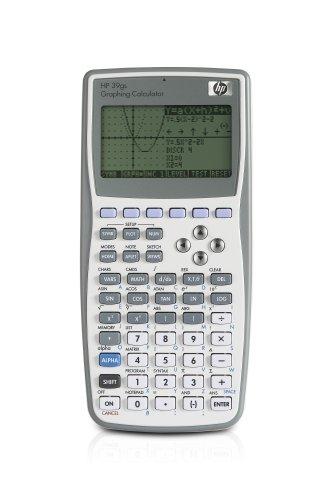 HP 39GS calcolatrice Tasca Calcolatrice scientifica Grigio