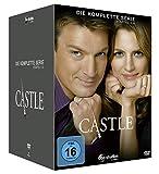 Castle - Die komplette Serie: Staffel 1-8 (45 Discs)