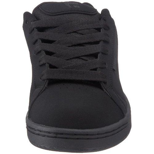 Etnies Fader, Chaussures de Skateboard Homme, Noir Black/Reflective, 45.5 EU
