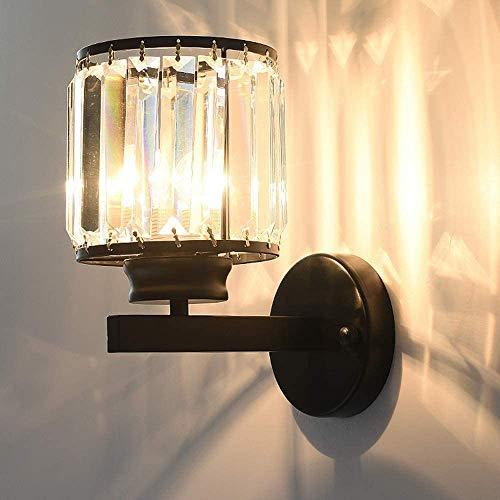 Kristallen Wandlamp Moderne IKEA Lichtgewicht Slaapkamer Nachtlampje Hal Trap Woonkamer Achtergrond Wandlamp Interieur Decoratie Lamp Badkamer Dressing Tafelverlichting Spiegel Voorlicht