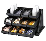 Organizer Versa Pack 12 Bin Black