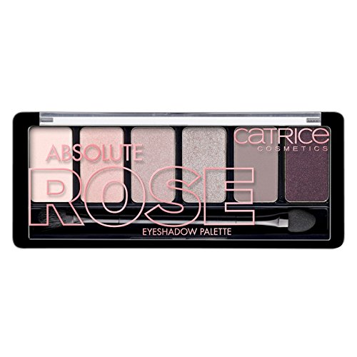 Catrice - Lidschatten Palette - Absolute Rose Eyeshadow Palette 010 - Frankie Rose To Hollywood