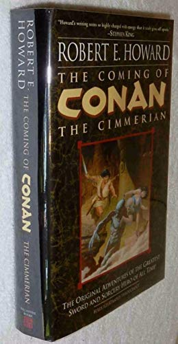 The Coming of Conan: The Cimmerian 0739440810 Book Cover