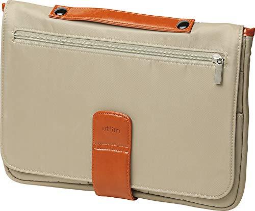 ソニックブリッジバッグユートリムB510インチタブレットグレージュUT-1252-GR