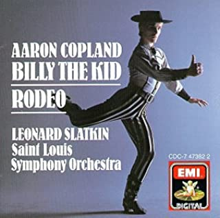 Copland: Billy the Kid / Rodeo
