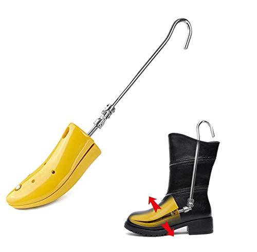 부츠용 RSDZSW 신발 스트레처 1PCS 좌우 발-신발 스트레처 조정 슈 트리 스트레칭 하이킹
