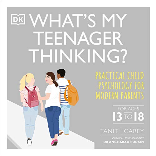 What's My Teenager Thinking audiobook cover art