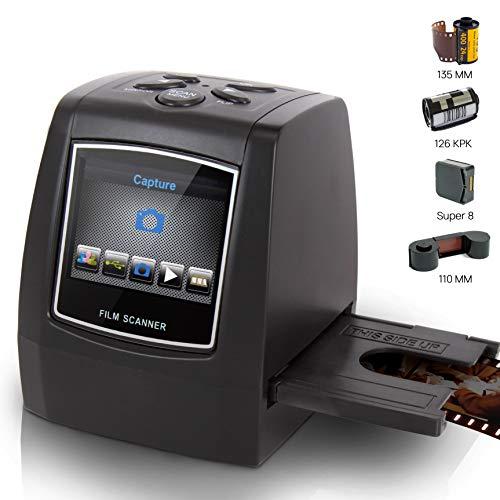 Find Discount Film and Slide Scanner   Slide Digital Film Slide Scanner, Image Converter, Compatible...