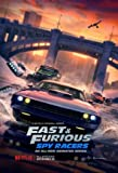 Fast and Furious : SPY Racers – Film Poster Plakat