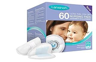 Lansinoh - Almohadillas de lactancia desechables (Caja de 60) (B00P4MJISE) | Amazon price tracker / tracking, Amazon price history charts, Amazon price watches, Amazon price drop alerts