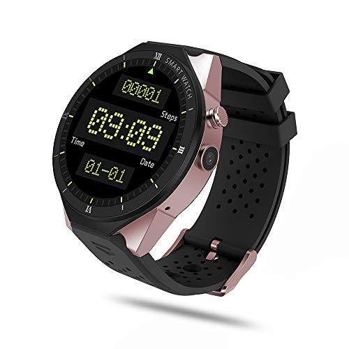 Fierro Smartwatch Wifi SiM 3G telefoon WhatsApp GPS Maps Intenet Camera 3 MP en microfoon, 6pcs