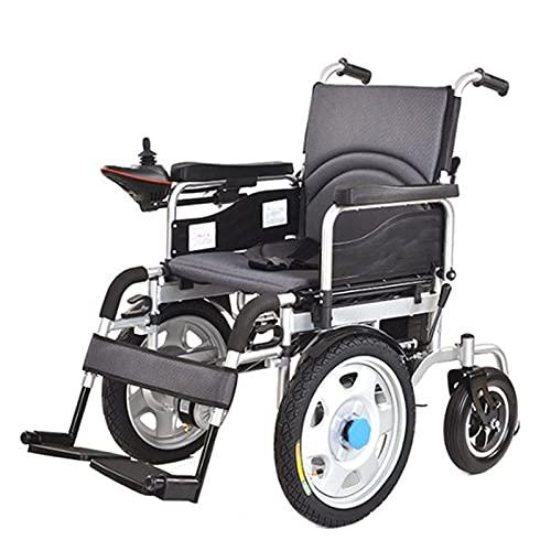 Sillas De Ruedas Eléctricas, Sillas De Ruedas Para Asiento ancho adulto plegable plegable para silla de ruedas eléctrica plegable ligero plegable para silla de ruedas portátil plegable portáti
