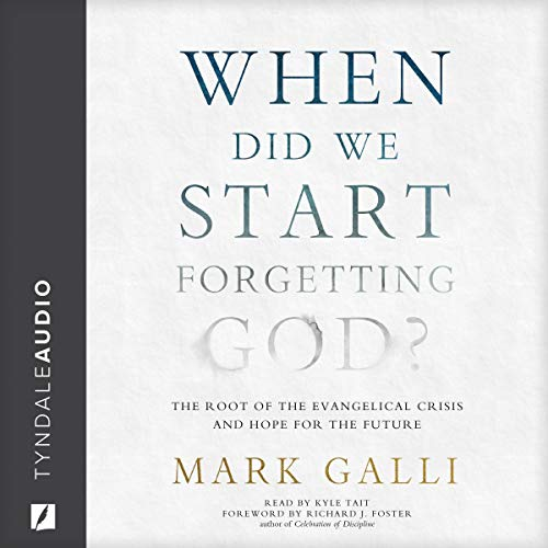 When Did We Start Forgetting God? cover art