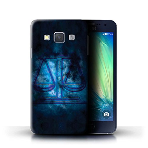Stuff4 Telefoonhoesje/over/Skin/SGA-CC/Zodiac Star Sign Collection Samsung Galaxy A3/A300 Weegschaal/Weegschaal