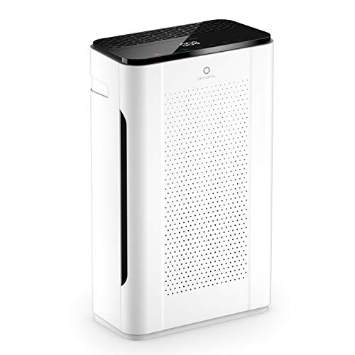 Airthereal APH260 Air Purifier with UV-C Sanitizer and True HEPA Filter-Removes Allergies, Dust, Smoke, and Odors for Home, Large Room and Office-CARB Certified, 152 CFM, Pure Morning