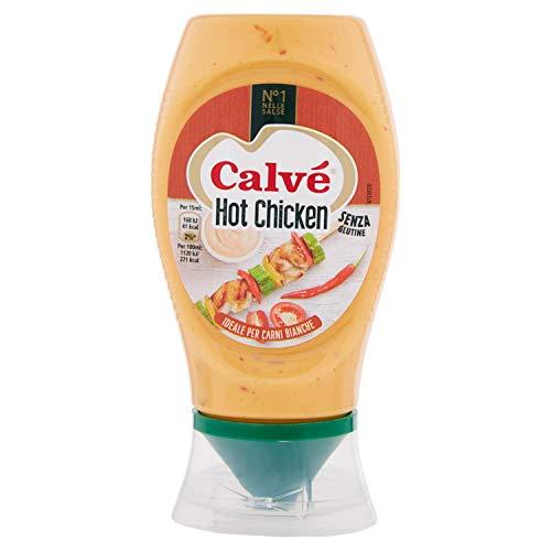 Calve Salsa Hot Chicken - 250 ml