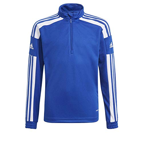 adidas GP6469 SQ21 TR Top Y Pullover Unisex-Child Team Royal Blue/White 5-6A
