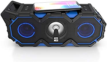 $139 » Sponsored Ad - Altec Lansing Super LifeJacket Jolt with Lights, Built in Qi Wireless Charger, Waterproof, Snowproof, Shock...