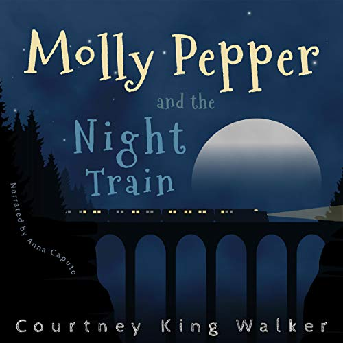 Molly Pepper and the Night Train cover art