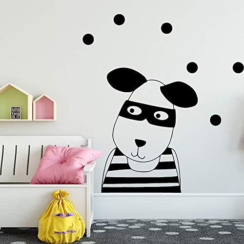 Tianpengyuanshuai muurstickers voor kinderen, afneembaar, creatief