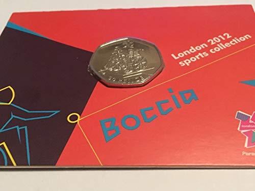 Boccia London Olympics 2012 - The 50p Sports Collection - (Nuevo)