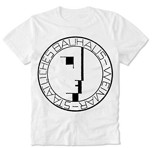 T-Shirt Bauhaus Band 4AD Goth Gothic Rock Indie Bela Lugosi's Dead Peter Murphy Retro Vintage S