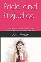 Pride and Prejudice: One of the most popular novels in English literature with over 20  million copies sold