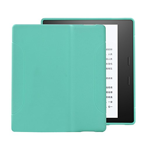 Young me Kindle Oasis Case (9th Generation, 2017 Release) - Slim Fit TPU Gel Protective Cover Case for All-New Kindle Oasis E-reader 7