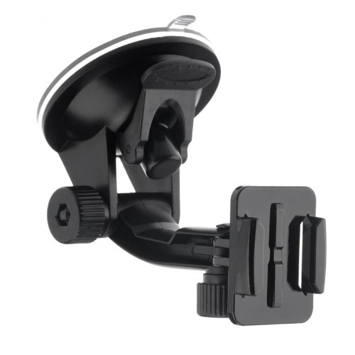 ProGear Car Suction Cup Mount for GoPro Hero 4/3+/3/2/1