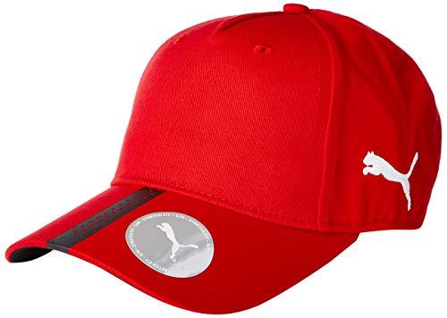 PUMA Erwachsene LIGA CAP, Rot (Puma Red-Puma Black), OSFA