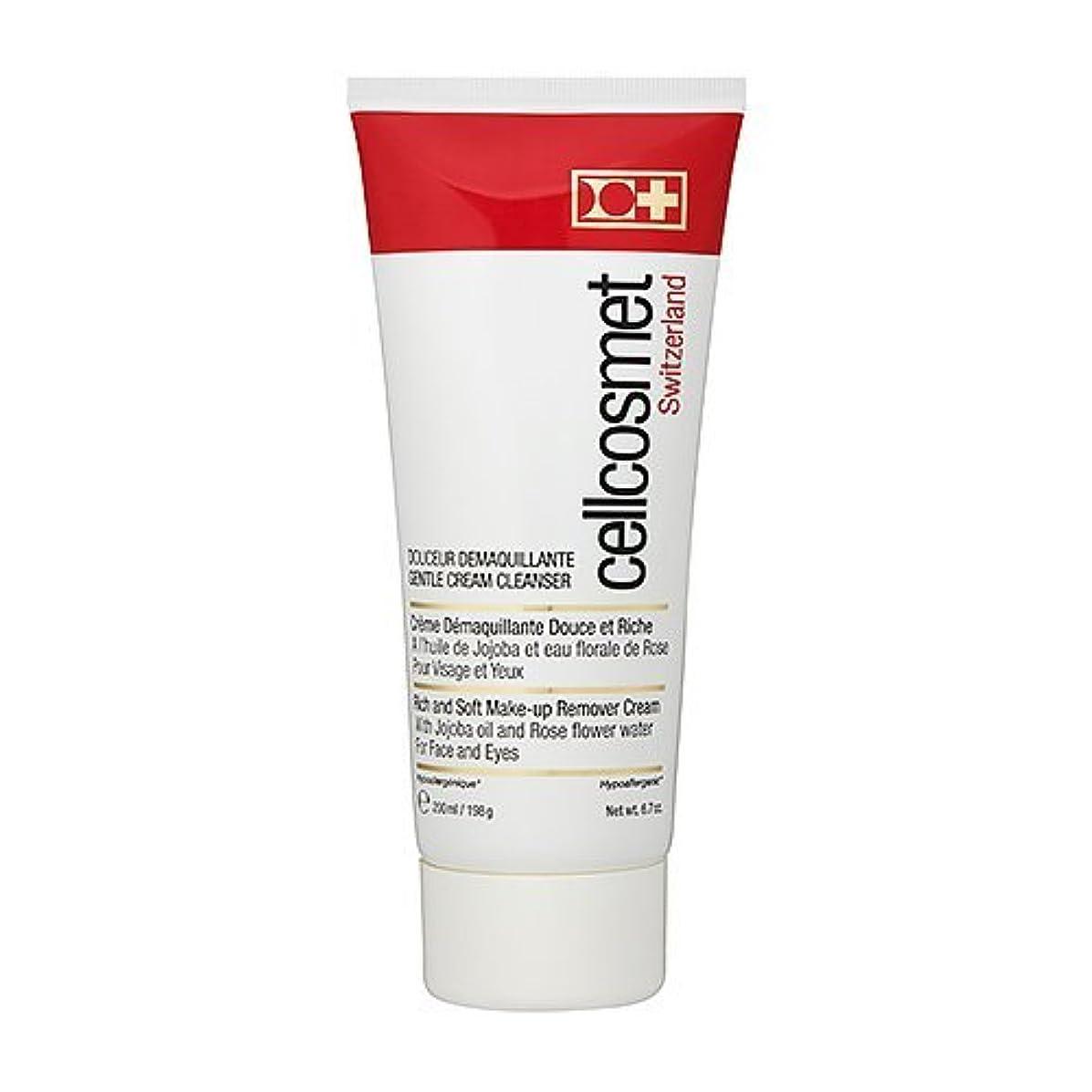逃す味聖人Cellcosmet & Cellmen Cellcosmet Gentle Cream Cleanser (Rich & Soft MakeUp Remover Cream) 200ml/6.91oz並行輸入品